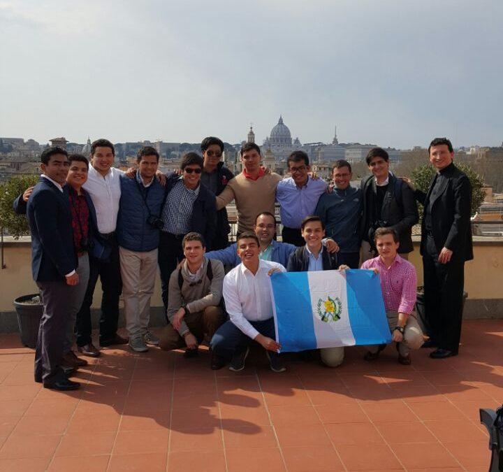 Univ 2018: Peregrinación a Tierra Santa y Roma