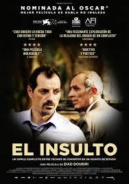 """""""El insulto"""" película del mes en el Club Universitario"""