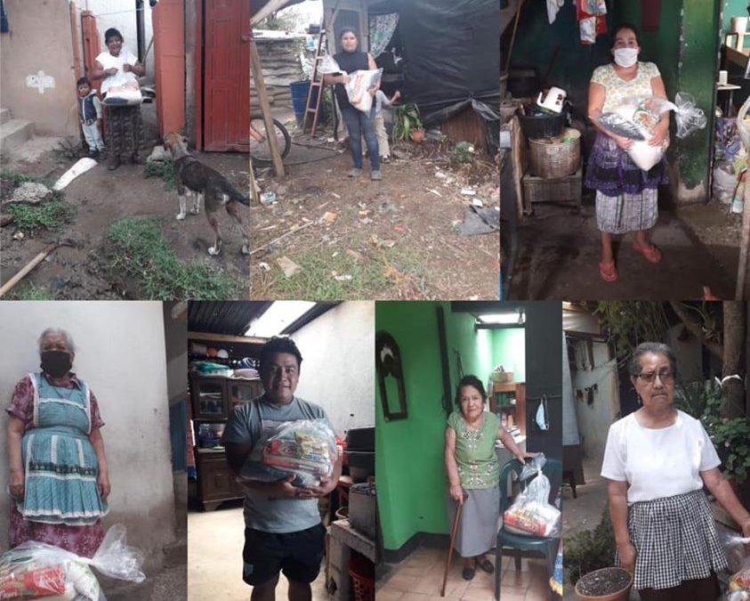 Balanyá se solidariza con familias de San José Pinula